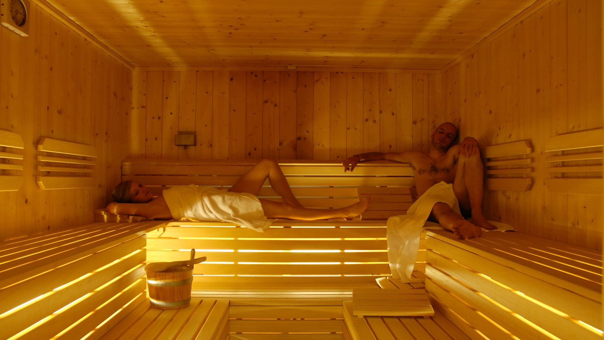 Centro benessere a ponte di legno adamello spa adamello - Il bagno turco dipinto ...
