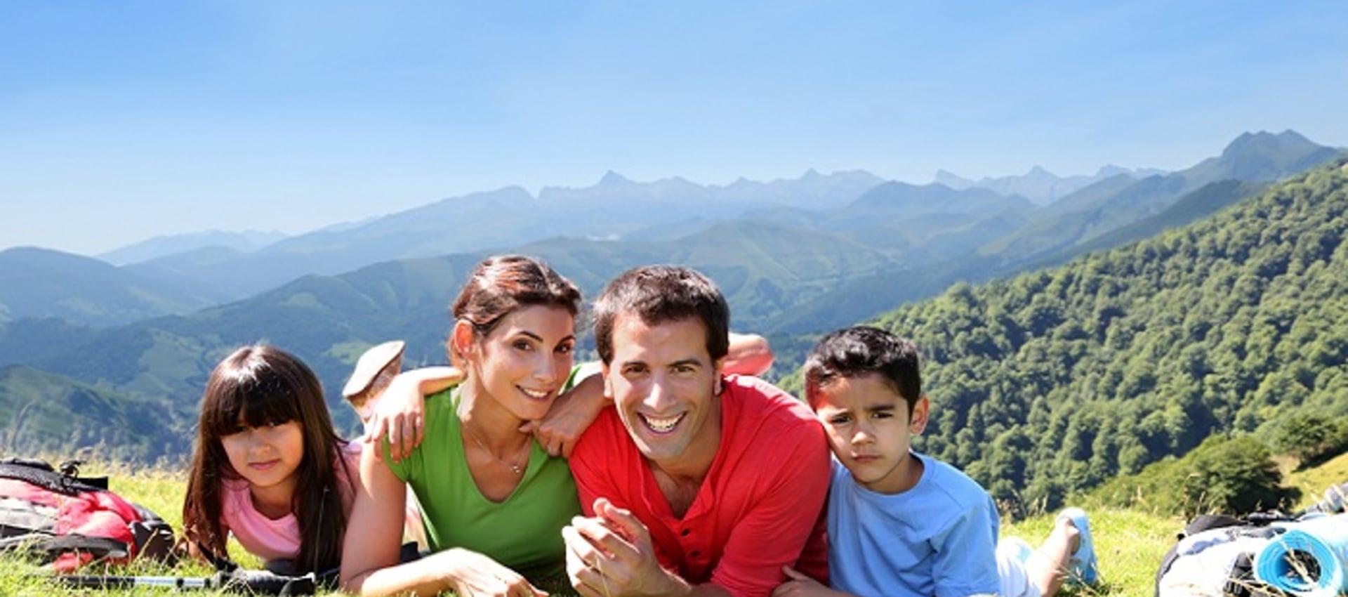 Vacanze in famiglia adamello resort 4 a ponte di legno for Vacanze in famiglia